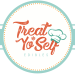 Treat yo self logo
