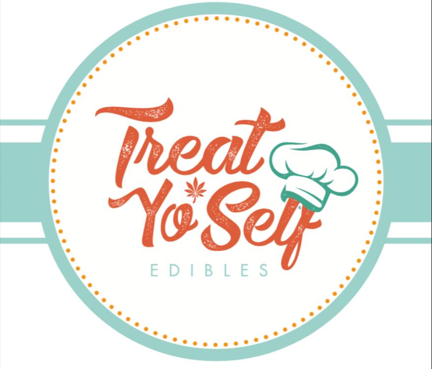 Treat yo self logo