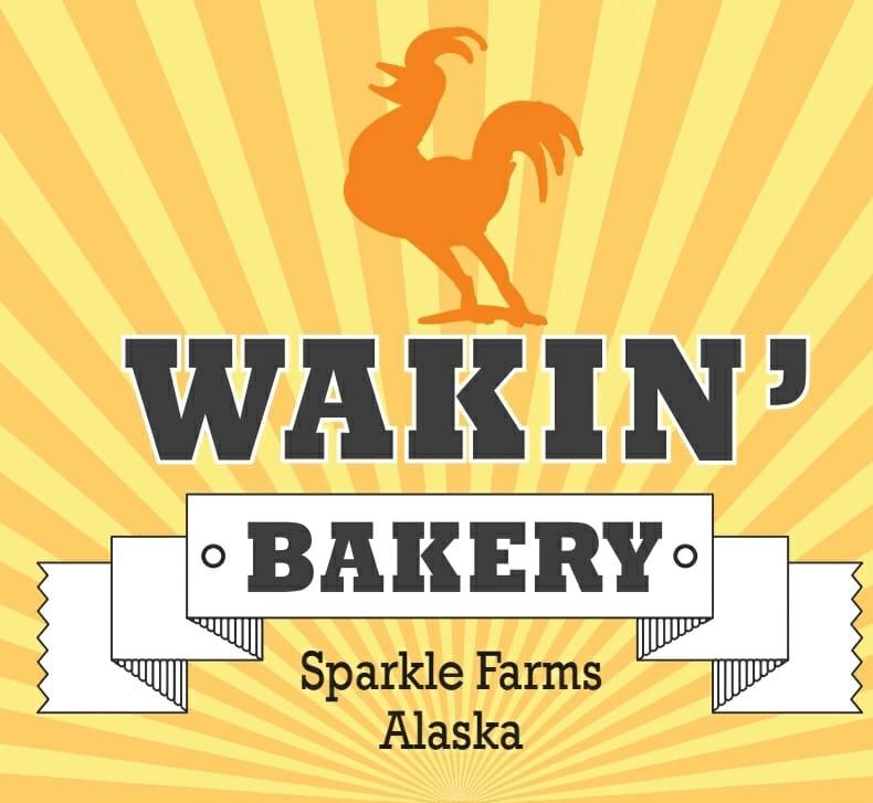 Wakin' Bakery Logo